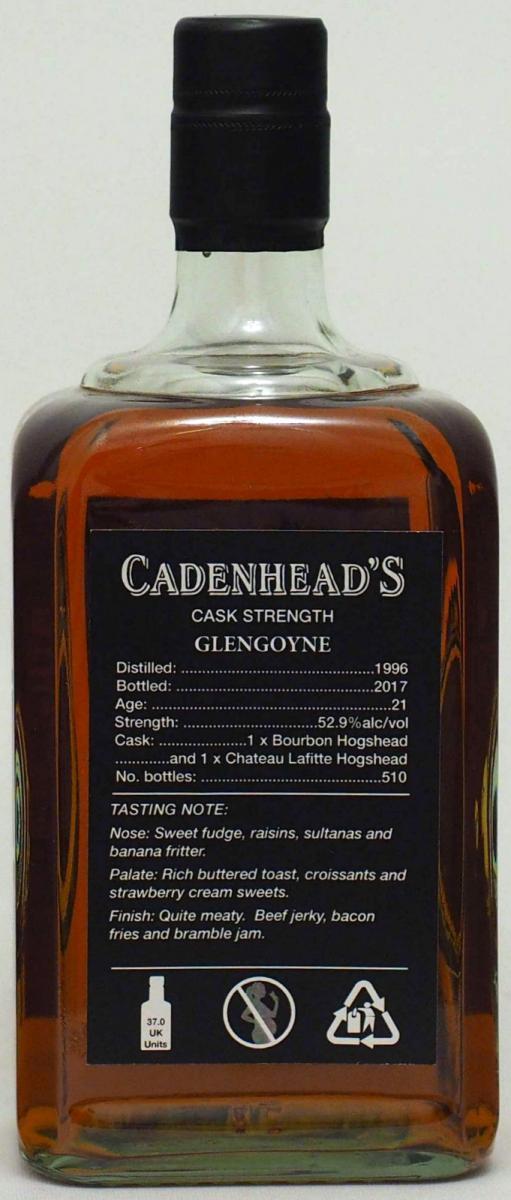 Glengoyne 1996 CA