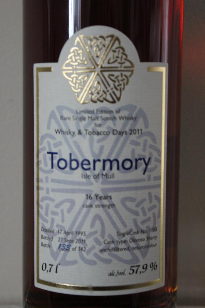 Tobermory 1995