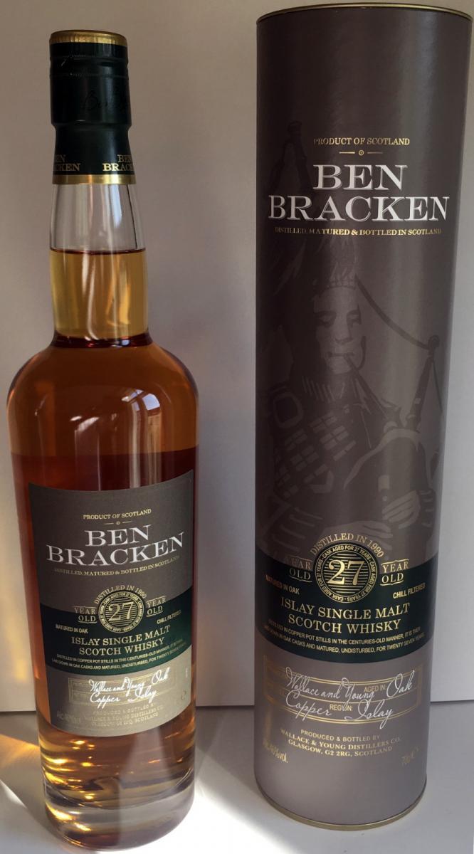 Ben Bracken 1990 W&Y