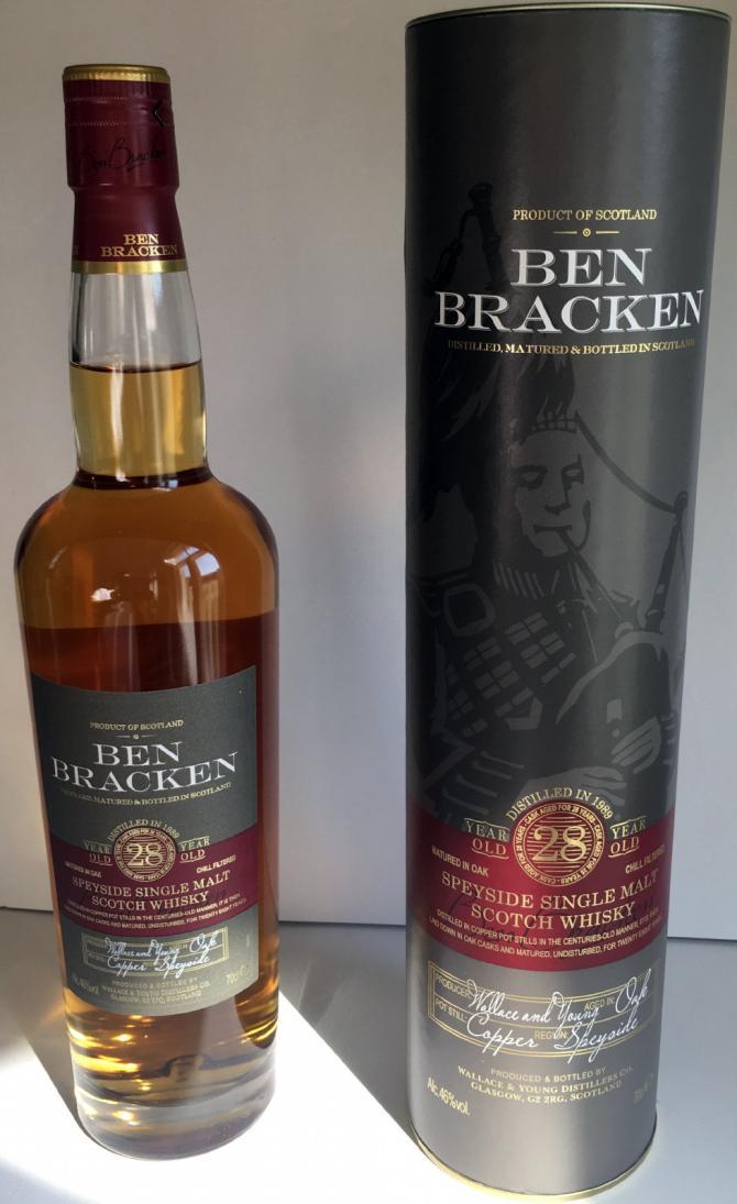 Ben Bracken 1989 W&Y