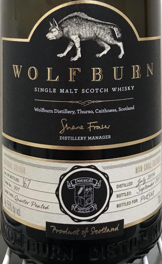 Wolfburn 2014