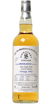 Bruichladdich 1992 SV