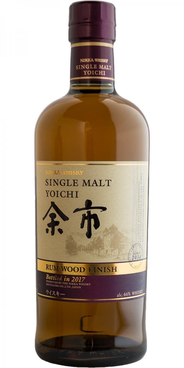 Yoichi Rum Wood Finish
