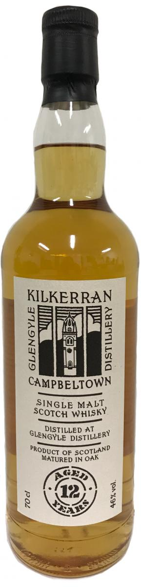 Kilkerran 12-year-old