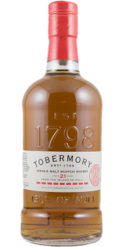 Tobermory 21-year-old