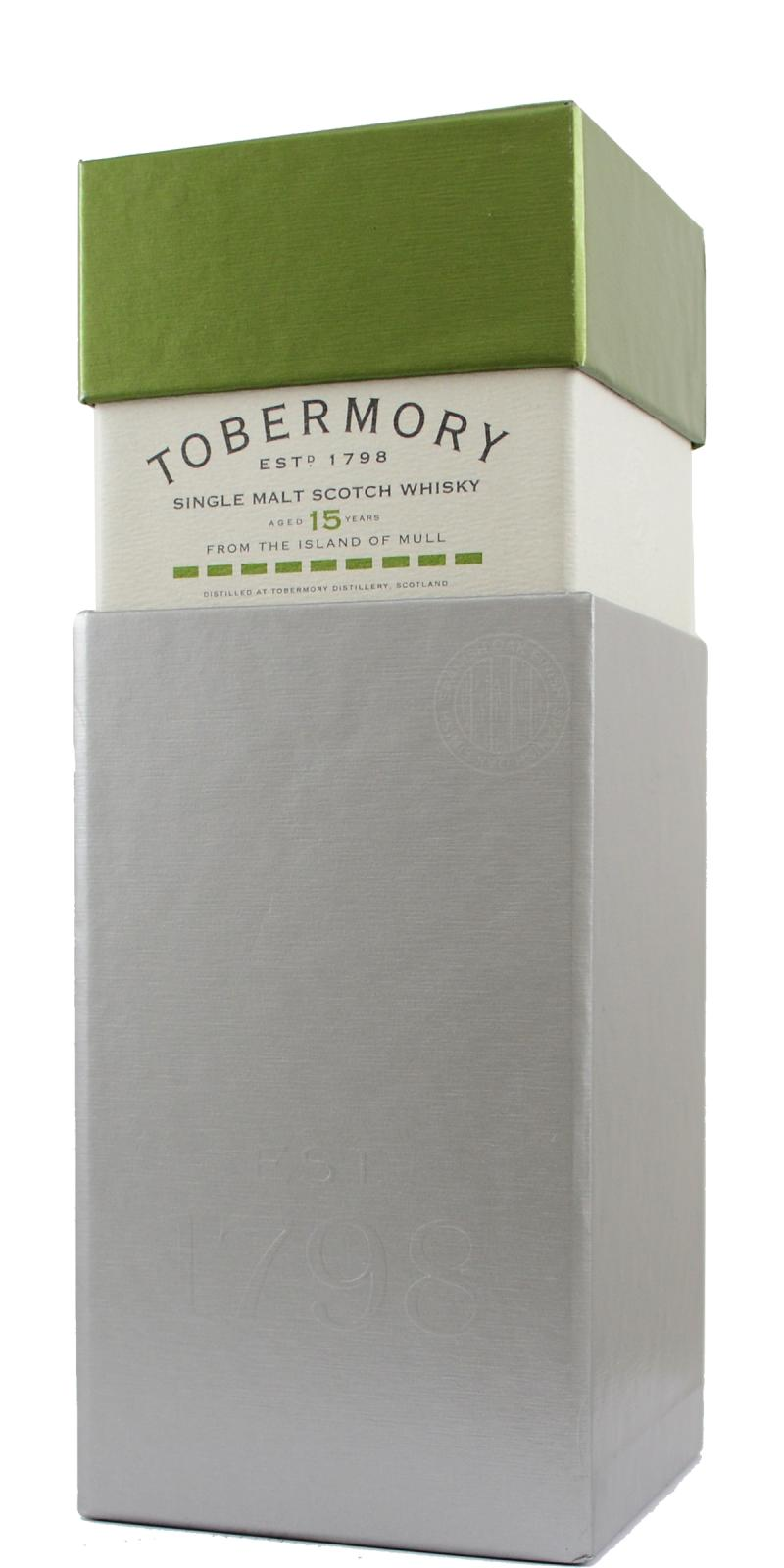 Tobermory 15-year-old