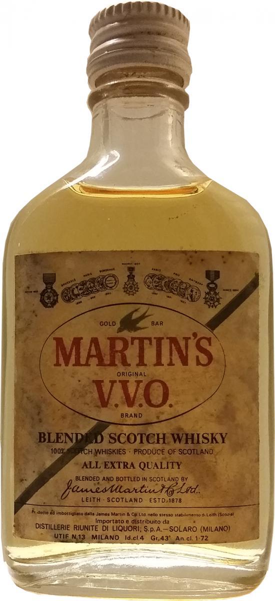 James Martin's V.V.O.