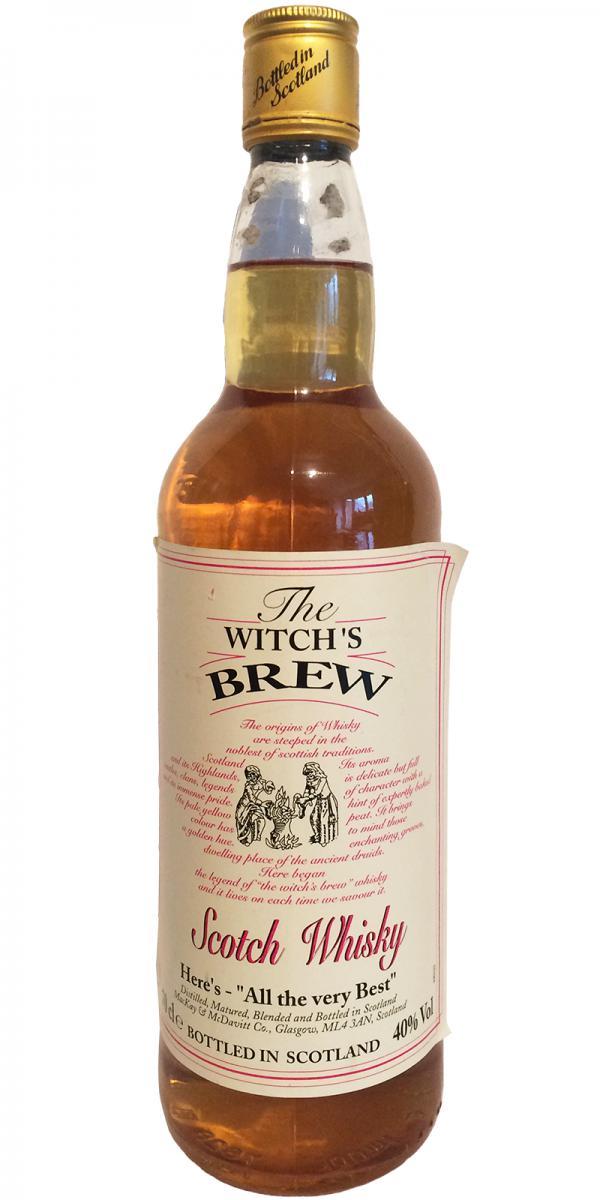 The Witch's Brew Scotch Whisky