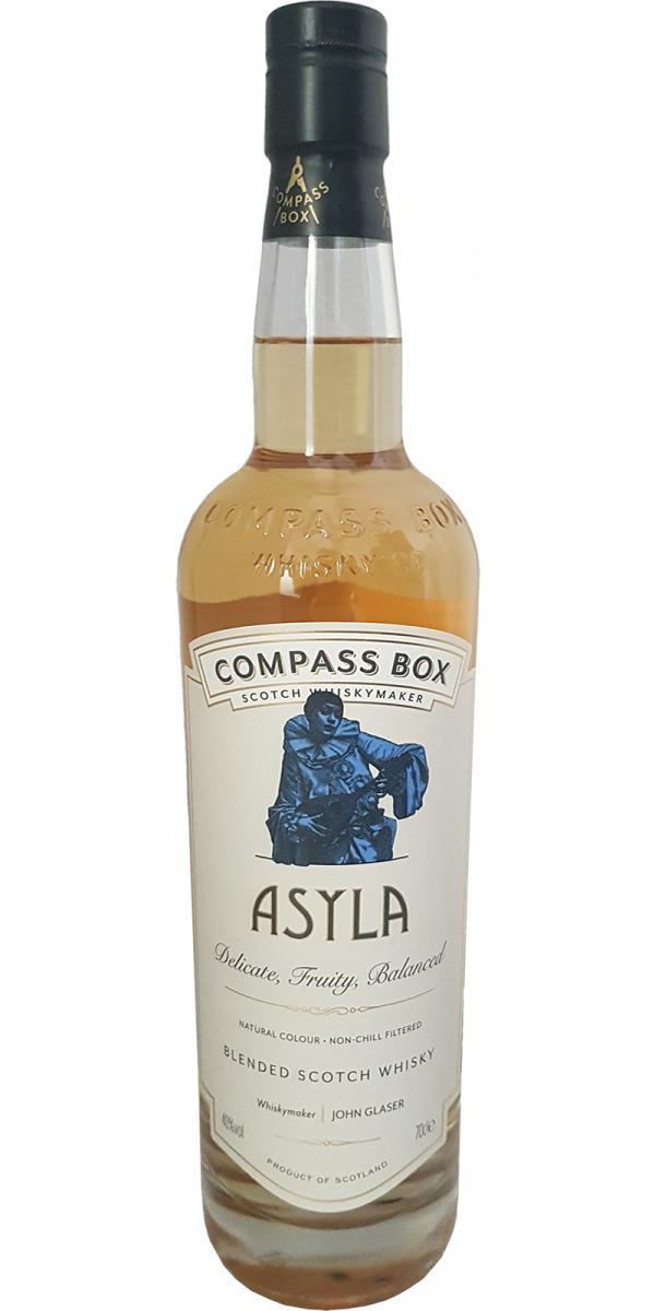 Asyla Blended Scotch Whisky CB