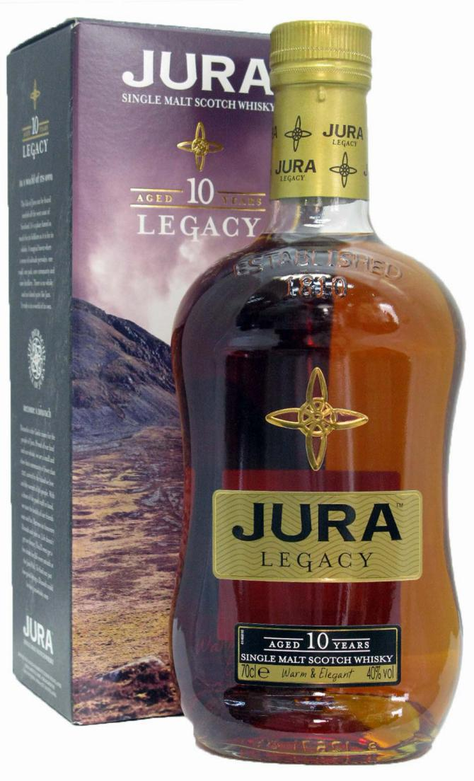 Isle of Jura Legacy
