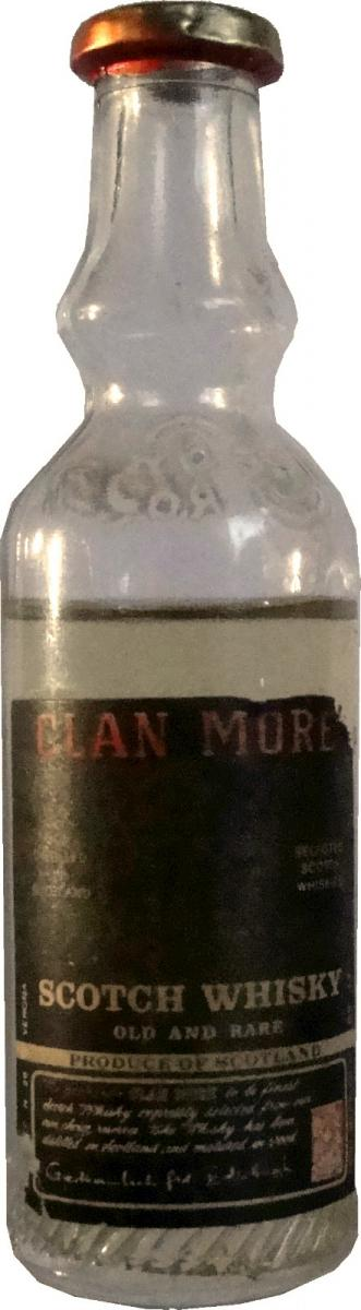 Clan More Scotch Whisky