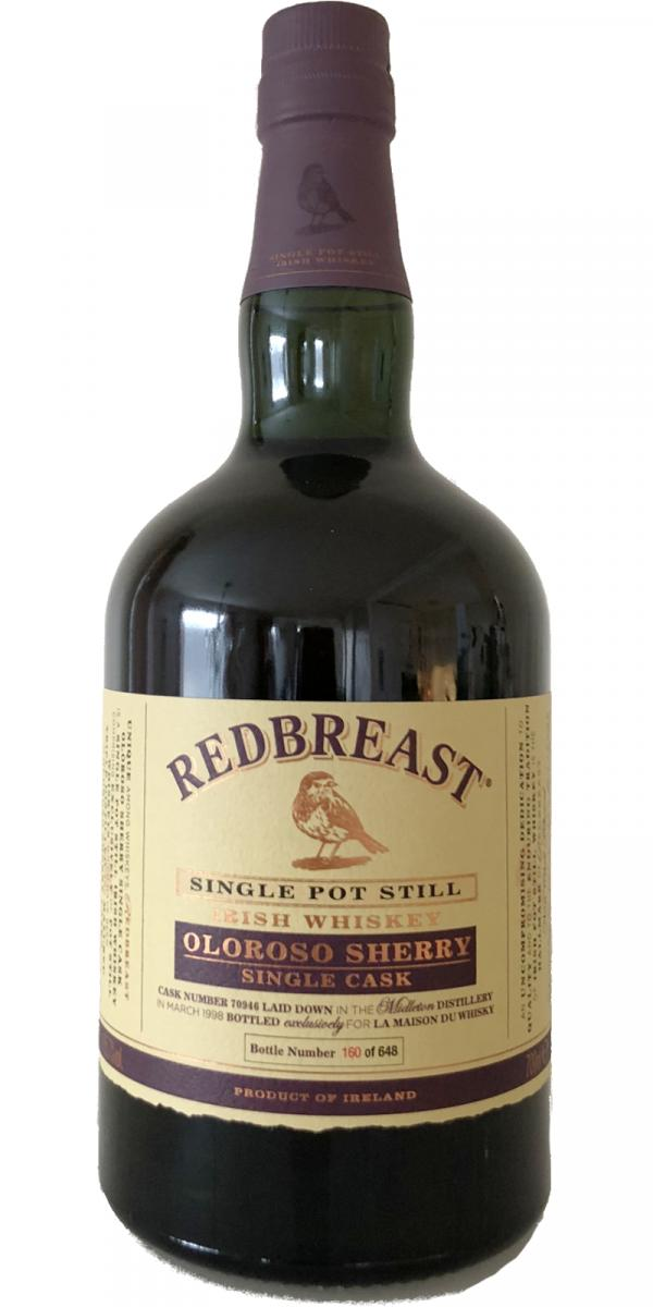 Redbreast 1998