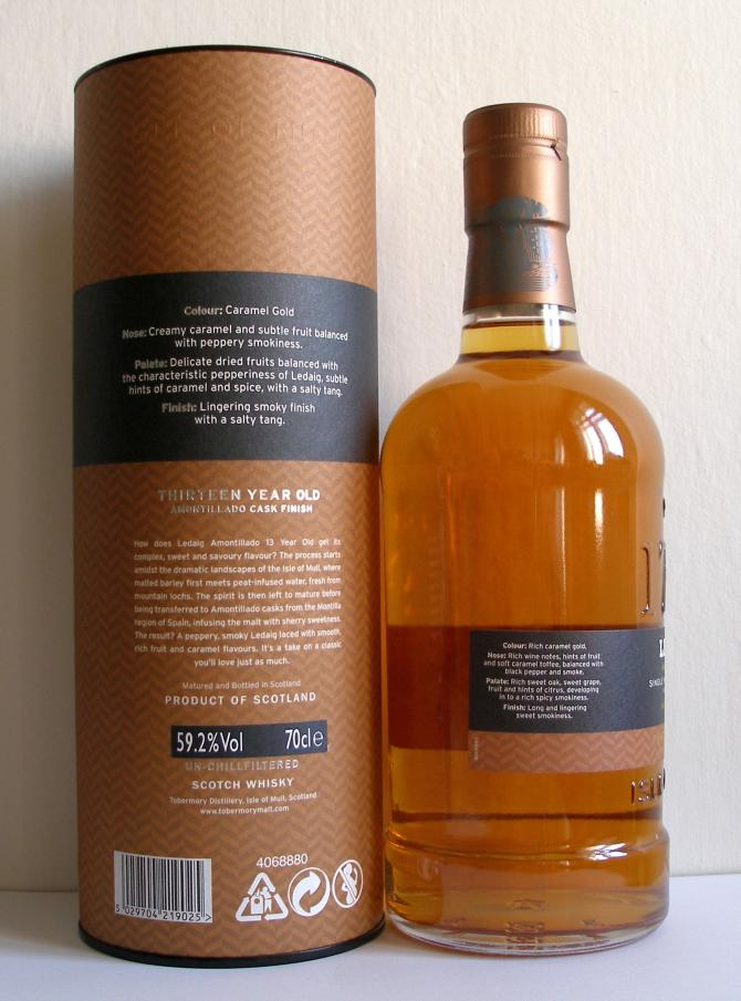 Ledaig 13-year-old