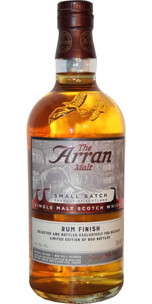 Arran 2007 - Rum Finish