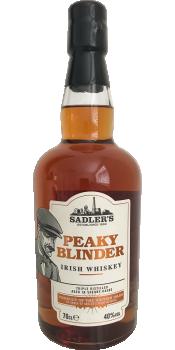 Peaky Blinder Irish Whiskey Sad
