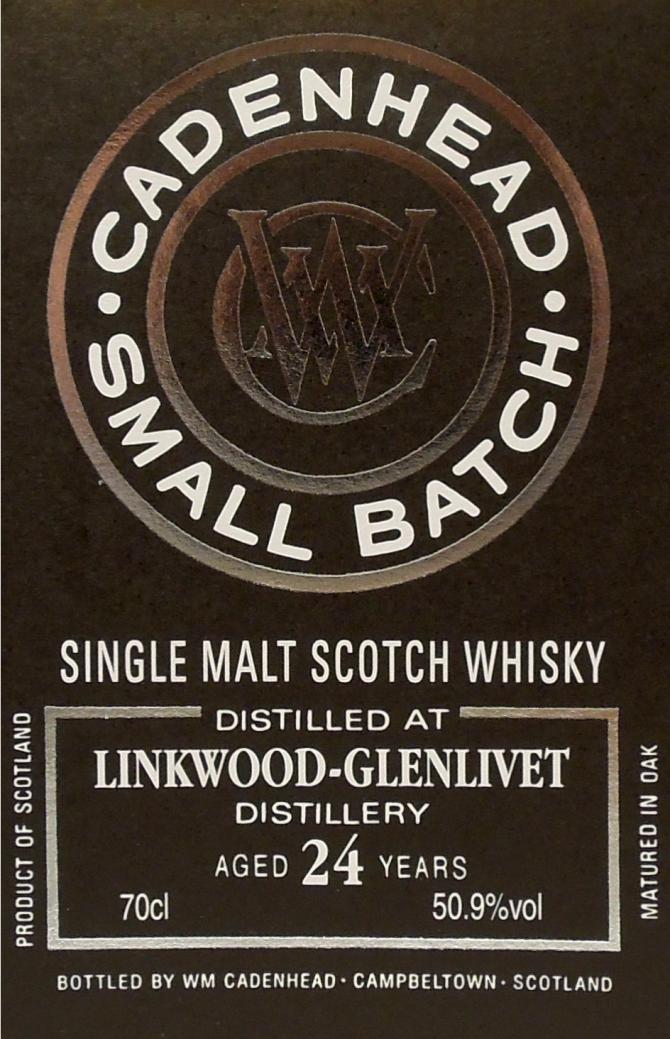 Linkwood 1992 CA