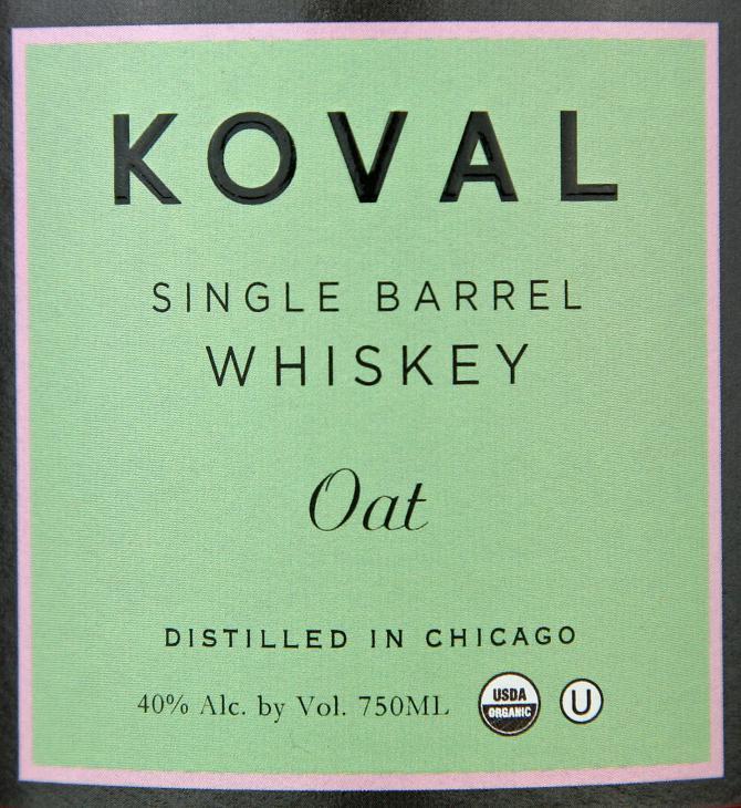 Koval Single Barrel - Oat
