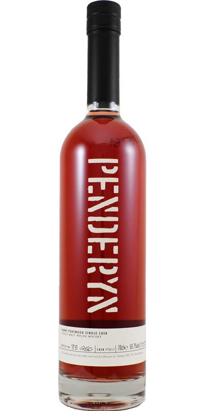 Penderyn Tawny Portwood Single Cask