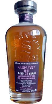 Glenlivet 1981 SV