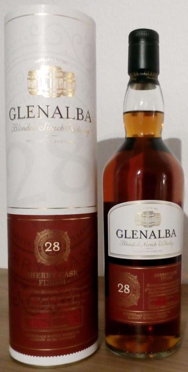 Glenalba 28-year-old Cd