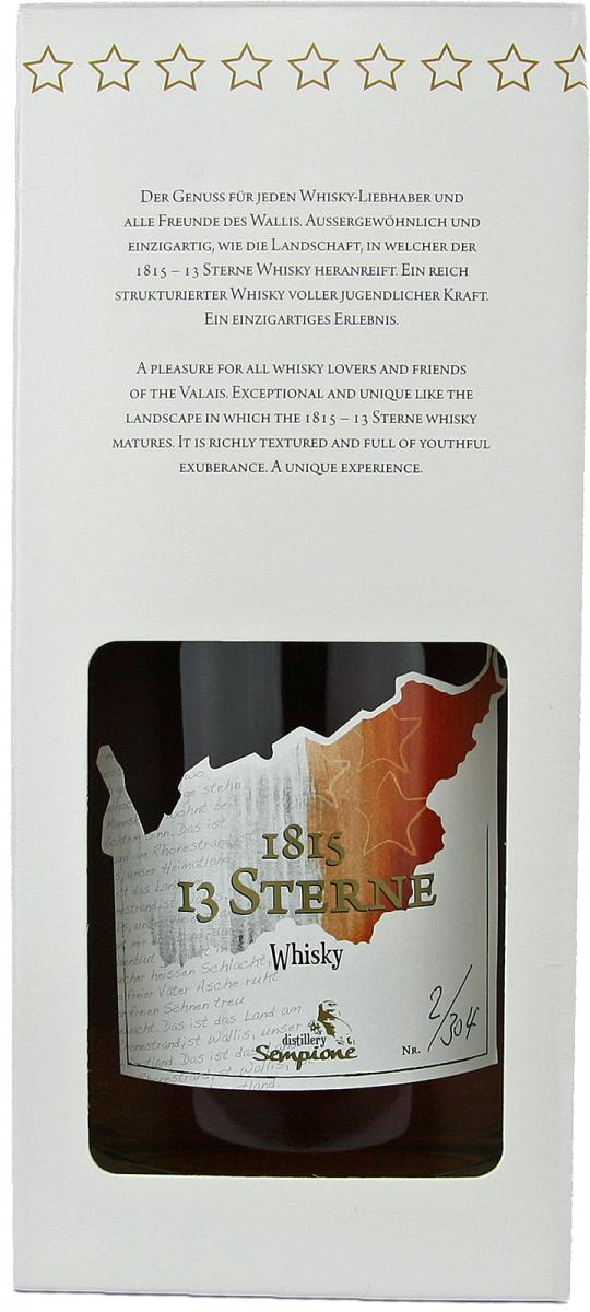 1815 - 13 Sterne 04-year-old