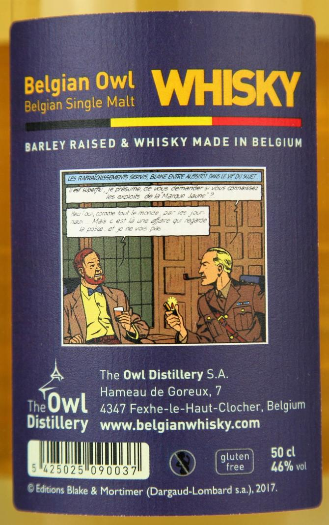 The Belgian Owl 48 months