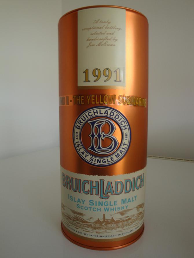 Bruichladdich WMD II