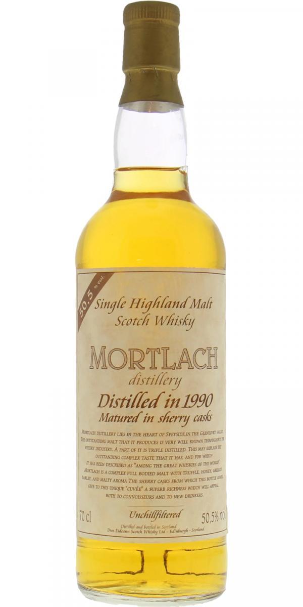 Mortlach 1990 DE