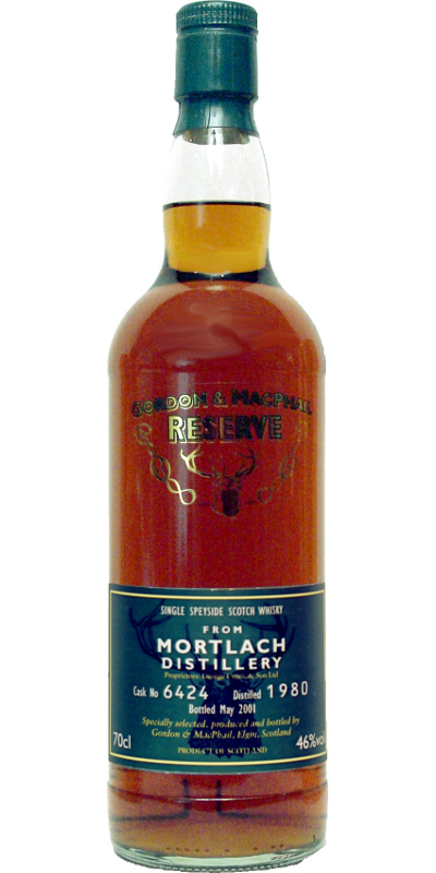 Mortlach 1980 GM