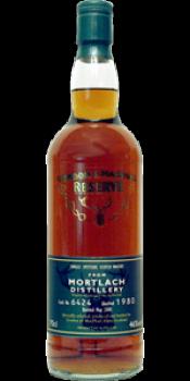 Mortlach 1980 GM