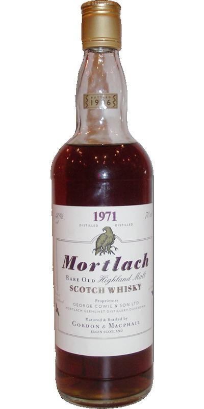 Mortlach 1971 GM