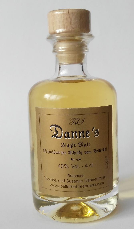 Danne's Single Malt