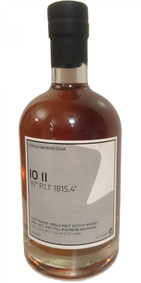 Scotch Universe IO II - 97° P.1.1' 1815.4''