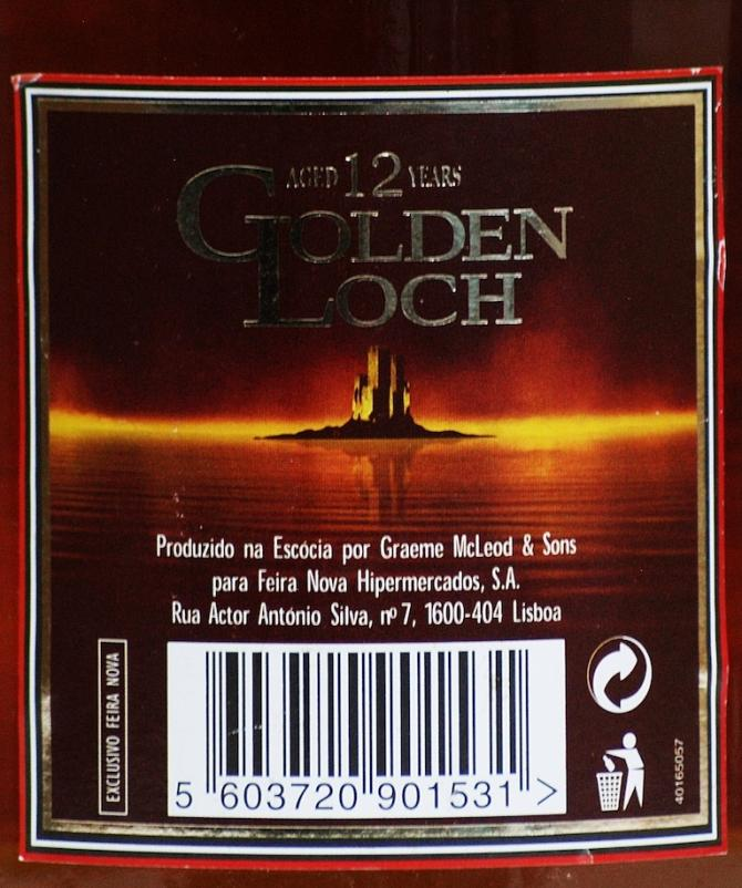 Golden Loch 12-year-old GMcL