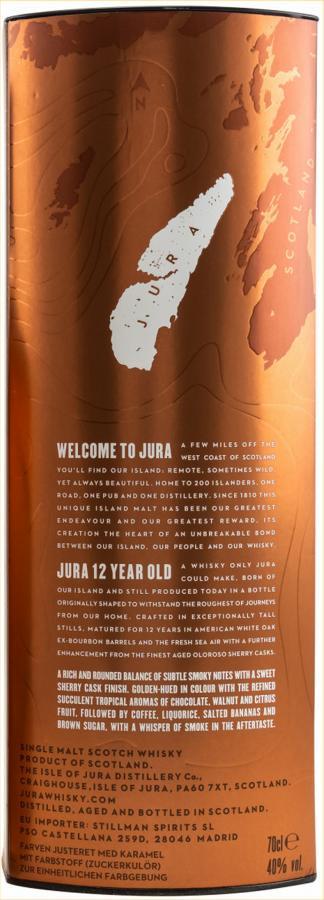 Isle of Jura 12-year-old