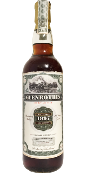 Glenrothes 1997 JW