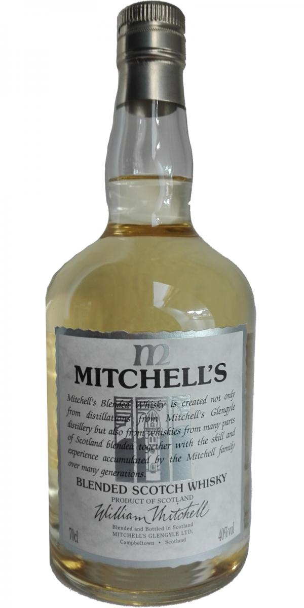 Mitchell's Blended Scotch Whisky