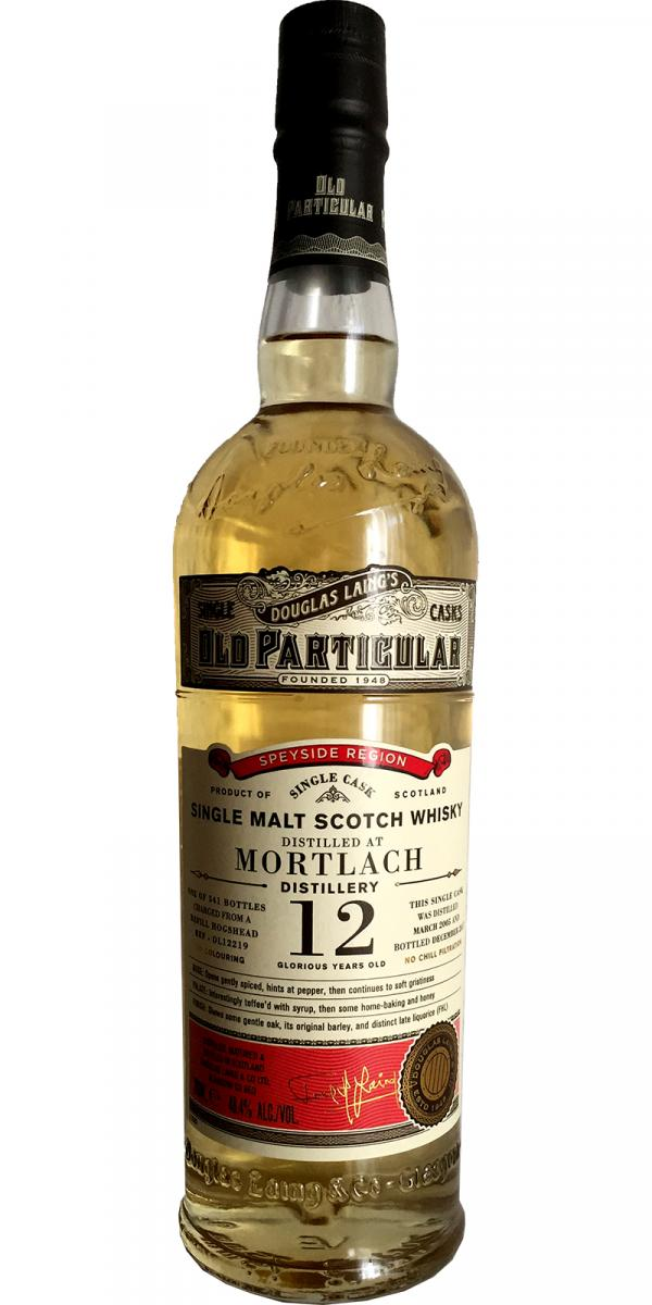Mortlach 2005 DL
