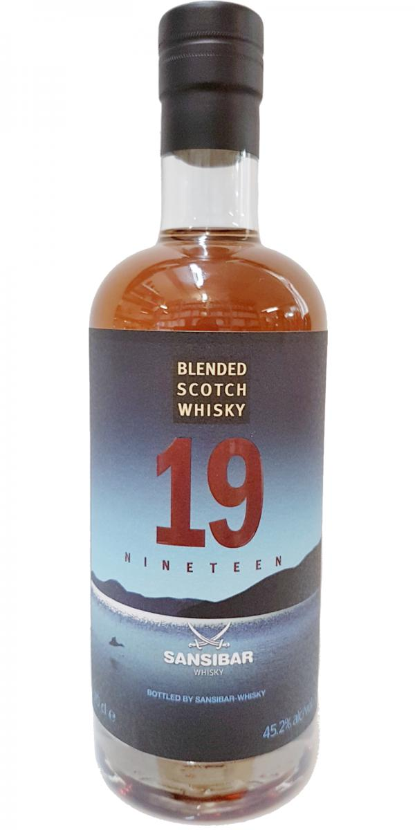 Blended Scotch Whisky 19-year-old Sb