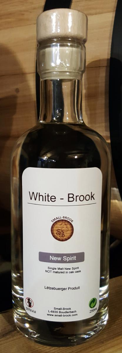 White - Brook No 1