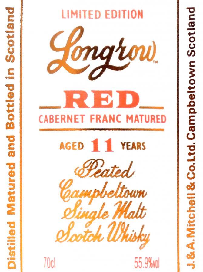 Longrow 11-year-old