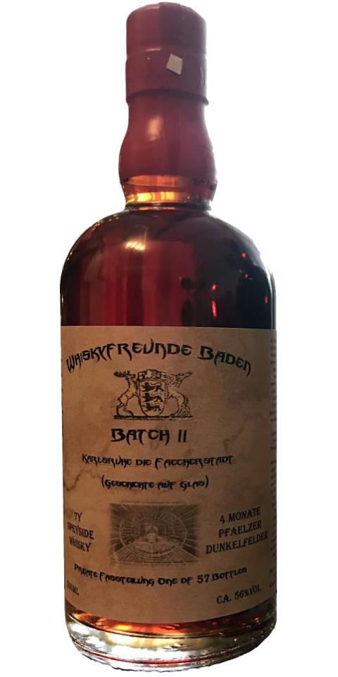 Whiskyfreunde Baden Batch 2