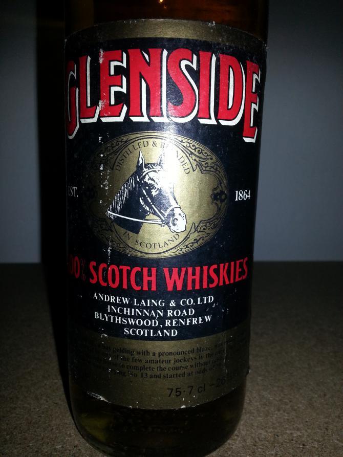 Glenside 100% Scotch Whiskies
