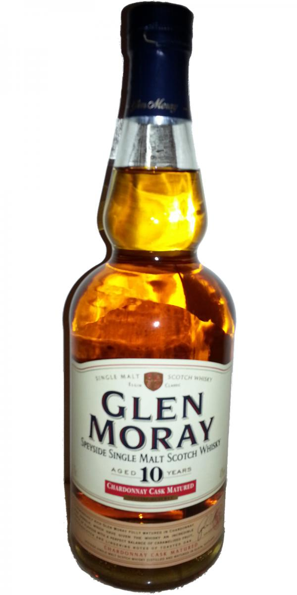 Glen Moray 10-year-old Chardonnay