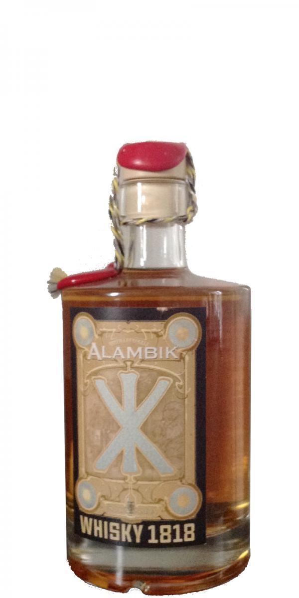 Alambik Whisky 1818