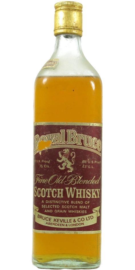 Royal Bruce Fine Old Blended Scotch Whisky