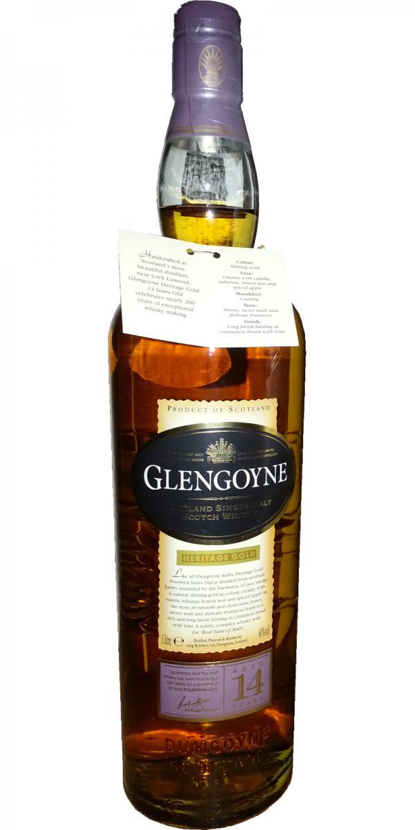 Glengoyne Heritage Gold