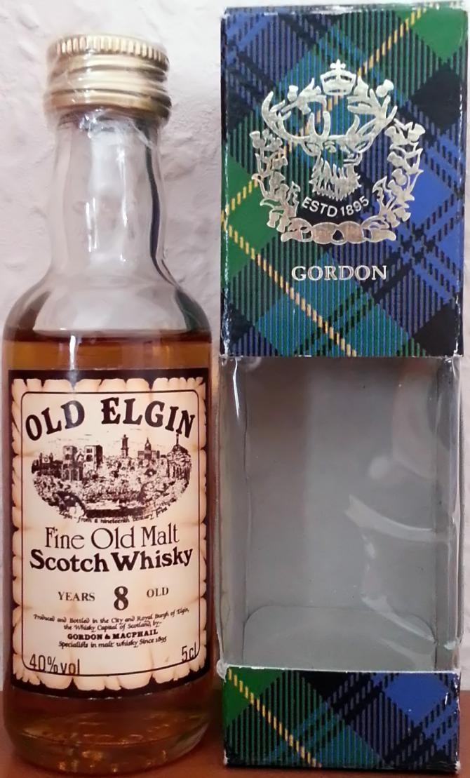 Old Elgin 08-year-old GM