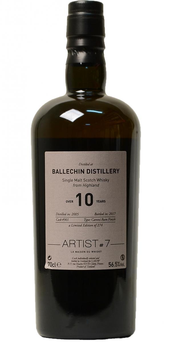 Ballechin 2005 LMDW