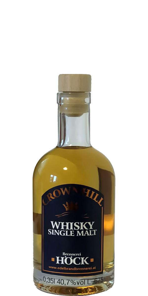 Crownhill Whisky - Single Malt